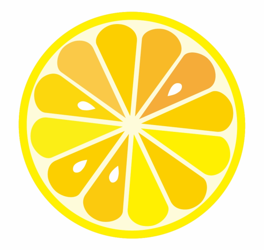 Lemon slices clipart graphic library Vector Lemon Sketch - Lemon Slice Vector Png Free PNG Images ... graphic library