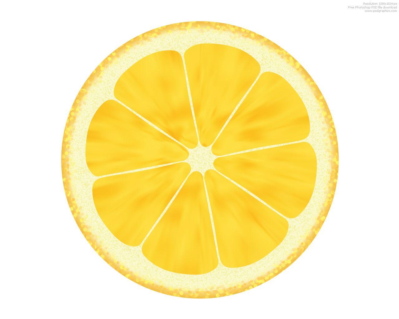 Lemon slices clipart png free library Lemon Slice Drawing Lemon Slice Clip Art | crafts | Fruit ... png free library