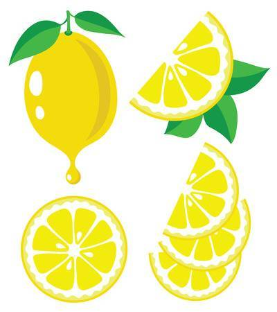Lemon slices clipart picture free library Lemon slices clipart 6 » Clipart Portal picture free library