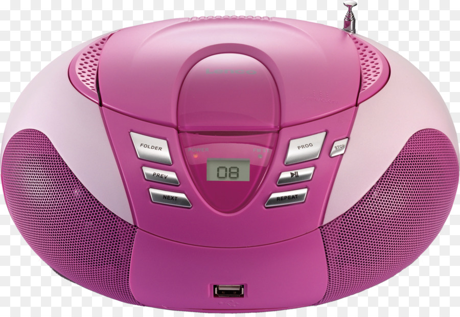 Lenco clipart png free library Cd Player Pink png download - 1200*819 - Free Transparent Cd Player ... png free library