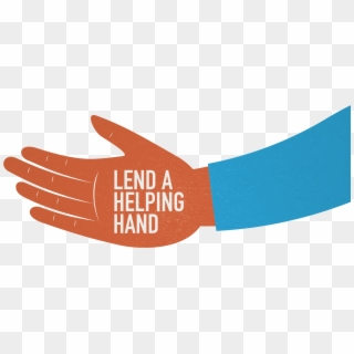 Lend a hand clipart clip library stock Lend A Helping Hand Png - Helping Hand, Transparent Png (#287423 ... clip library stock