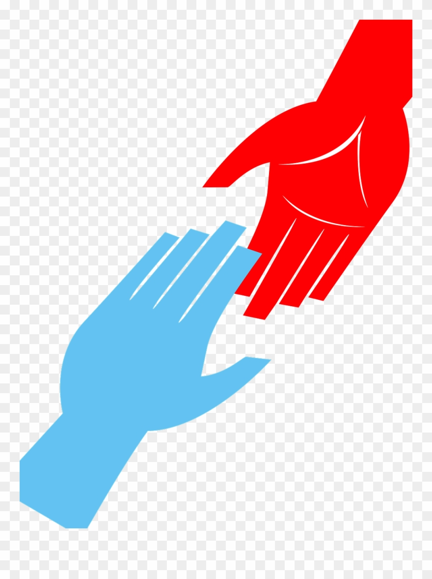 Lend a hand clipart jpg transparent New Instagram Logo Icon - Lend A Helping Hand Clipart - Png Download ... jpg transparent