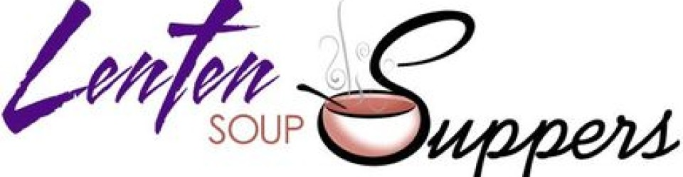 Lenten soup supper clipart