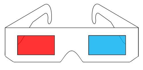 Lentes clipart para photoshop graphic transparent download Photoshop: cómo transformar una imagen normal para ver ... en Taringa! graphic transparent download
