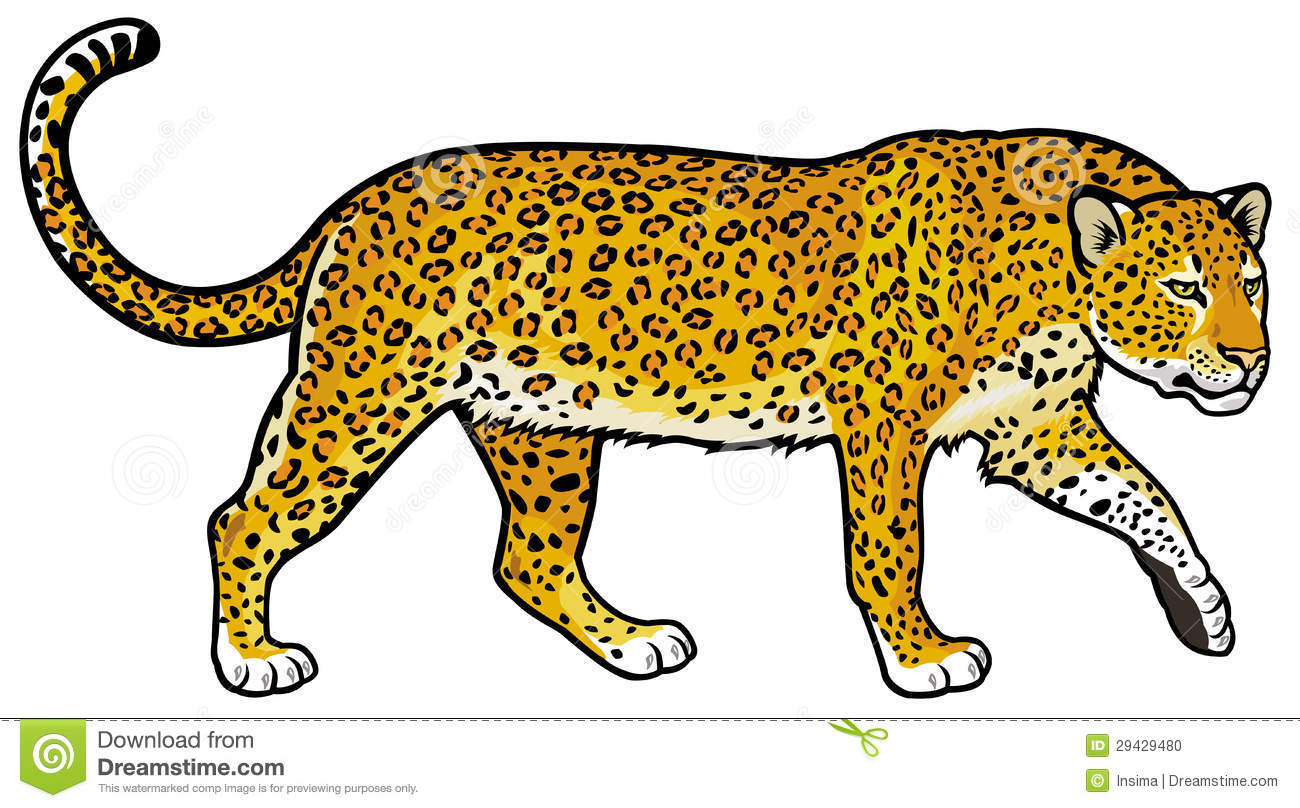 Leopard clipart free graphic library Leopard Clipart | Clipart Panda - Free Clipart Images graphic library