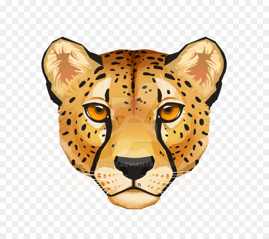 Leopard face clipart banner library Cheetah Face Transparent PNG Cheetah Leopard Clipart download - 800 ... banner library