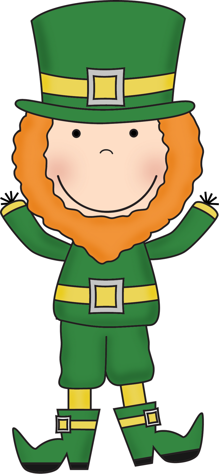 Leperchan with basketball clipart graphic royalty free 28+ Collection of Cute Leprechaun Clipart | High quality, free ... graphic royalty free