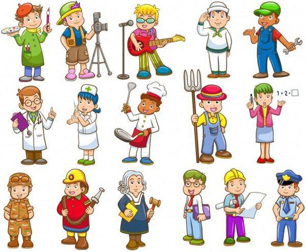 Les cliparts jpg transparent download 17 Best images about Métiers et personnages on Pinterest   Clip ... jpg transparent download