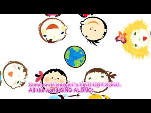 Let all the world sing clipart royalty free download One World KARAOKE royalty free download
