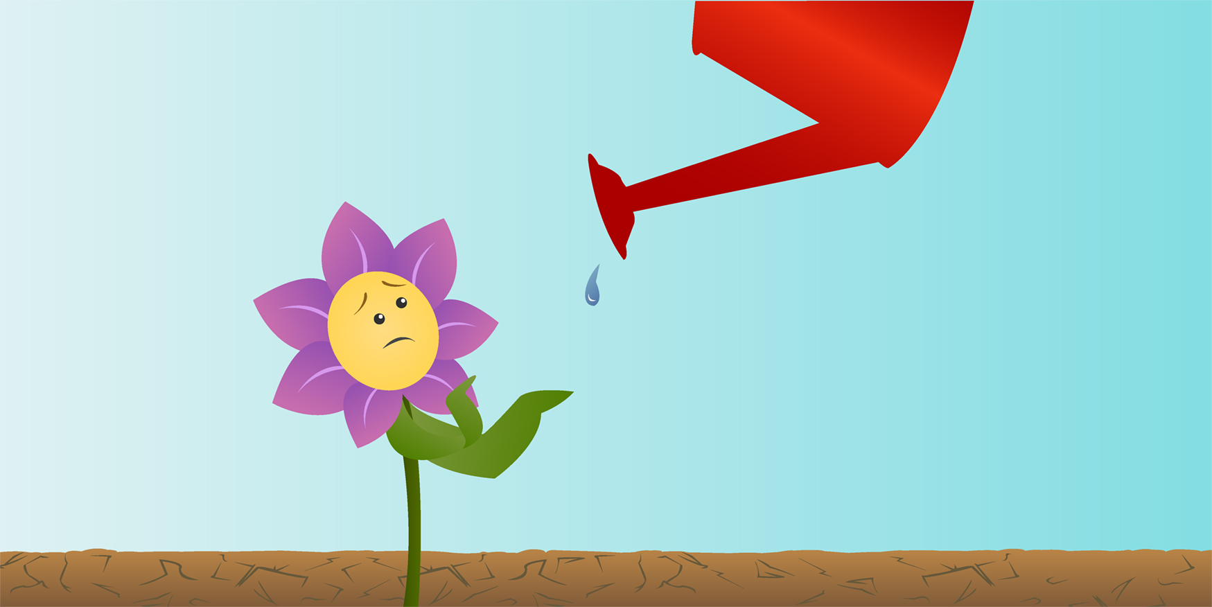 Let my teaching fall like rain clipart image library How Do Plants Deal with Dry Days? · Frontiers for Young Minds image library