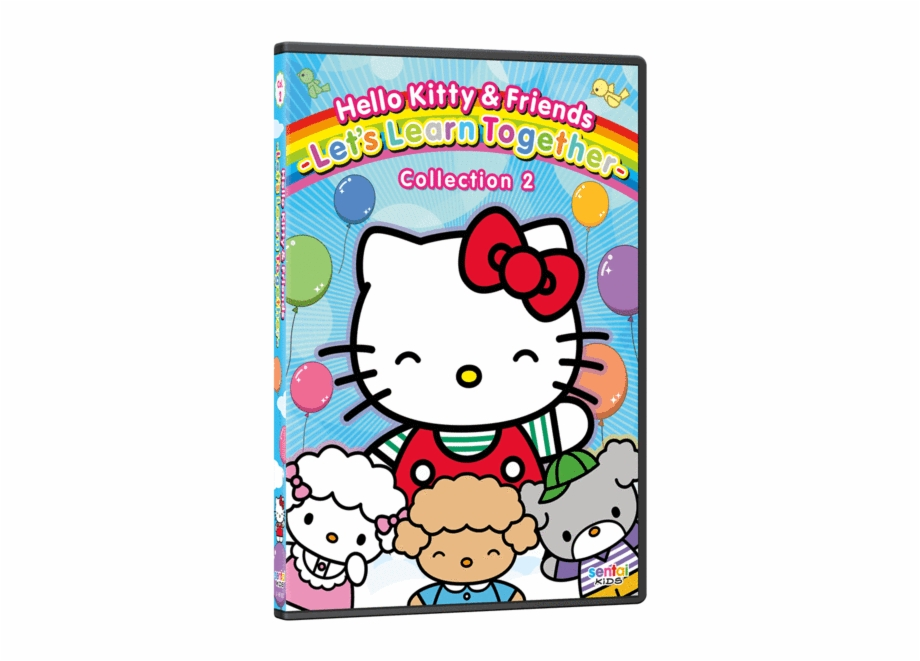Let s get together clipart png free stock Hello Kitty & Friends Let\'s Learn Together Free PNG Images & Clipart ... png free stock