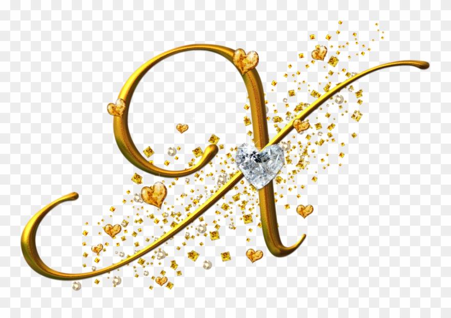 Letras doradas clipart vector free download Flores Y Letras Para Decoupage - Letra X En Dorado Clipart (#1980660 ... vector free download