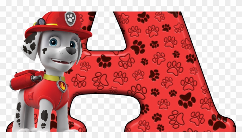 Letras paw patrol clipart png royalty free library 21 Sep - Letra De Paw Patrol, HD Png Download - 852x447 (#1517787 ... png royalty free library