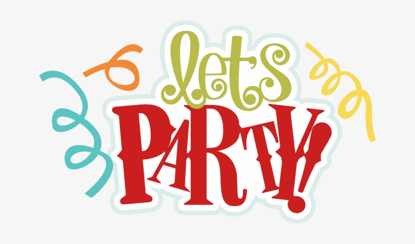 Lets party clipart graphic freeuse stock Confetti Clipart Lets Party - Direct Sales Fb Game ... graphic freeuse stock