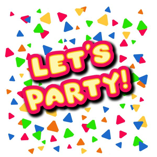 Lets party clipart image freeuse download 31 Delightful Lets Party Images And Photos image freeuse download