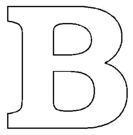 Letter b clipart black and white png black and white Tennis Shoe Images | Free Download Clip Art | Free Clip Art | on ... png black and white