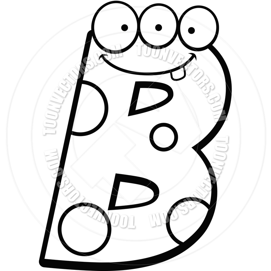 Letter b clipart black and white image free Letter b clipart black and white - ClipartFest image free