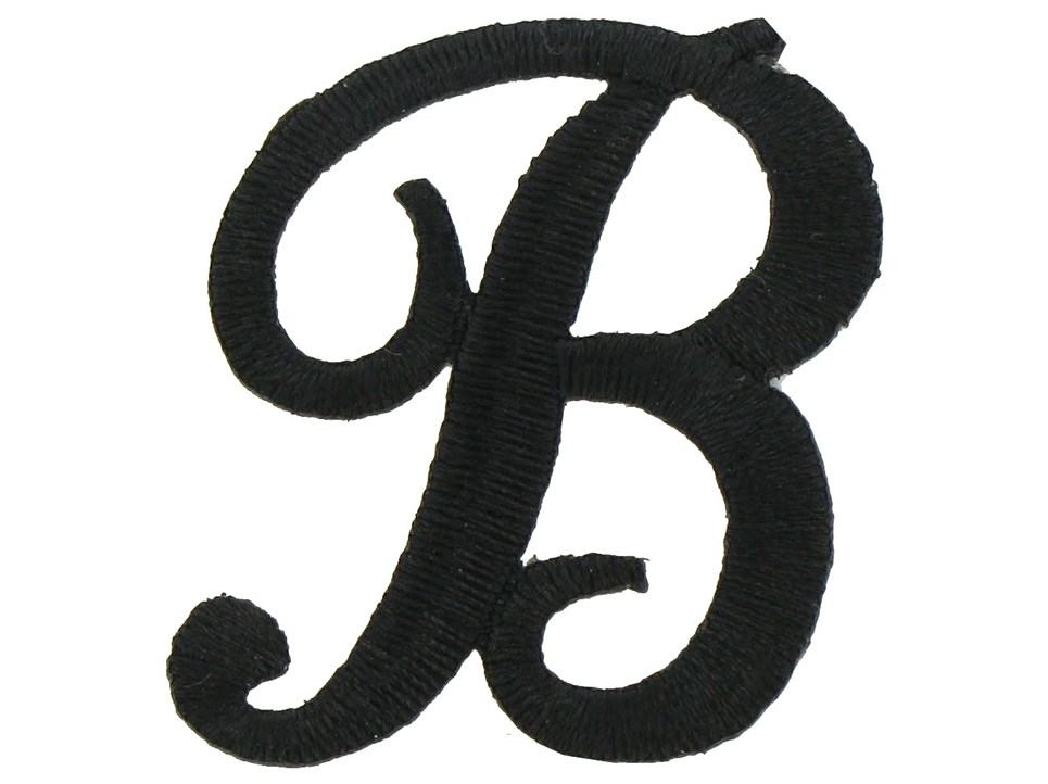Letter b clipart free caligraphy clip Calligraphic Letter B - ClipArt Best clip