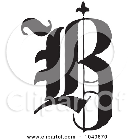 Letter b clipart free calligraphy banner free library Letter b clipart free caligraphy - ClipartFest banner free library