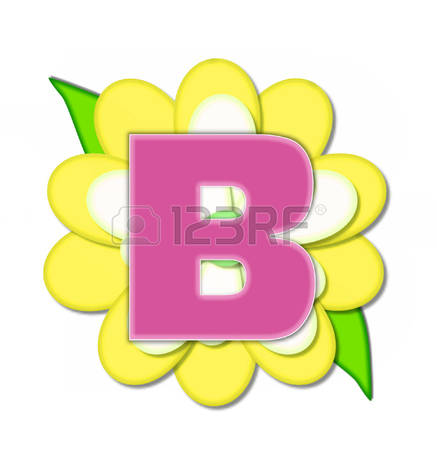 Letter b clipart outline png black and white 440 Pink Letter B Stock Vector Illustration And Royalty Free Pink ... png black and white