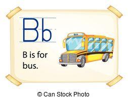 Letter b road clipart svg download Clip Art of Alphabet Transportation by Road B - The letter B, in ... svg download