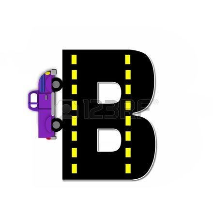 Letter b road clipart clip art black and white Letter b road clipart - ClipartFox clip art black and white