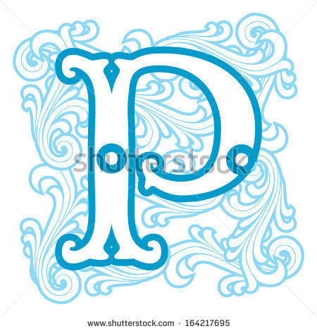 Letter b winter clipart png royalty free download Vector Image Letter B Old Winter Stock Vector 164200262 - Shutterstock png royalty free download
