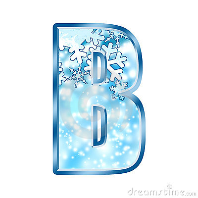 Letter b winter clipart clip library Letter b winter clipart - ClipartFest clip library