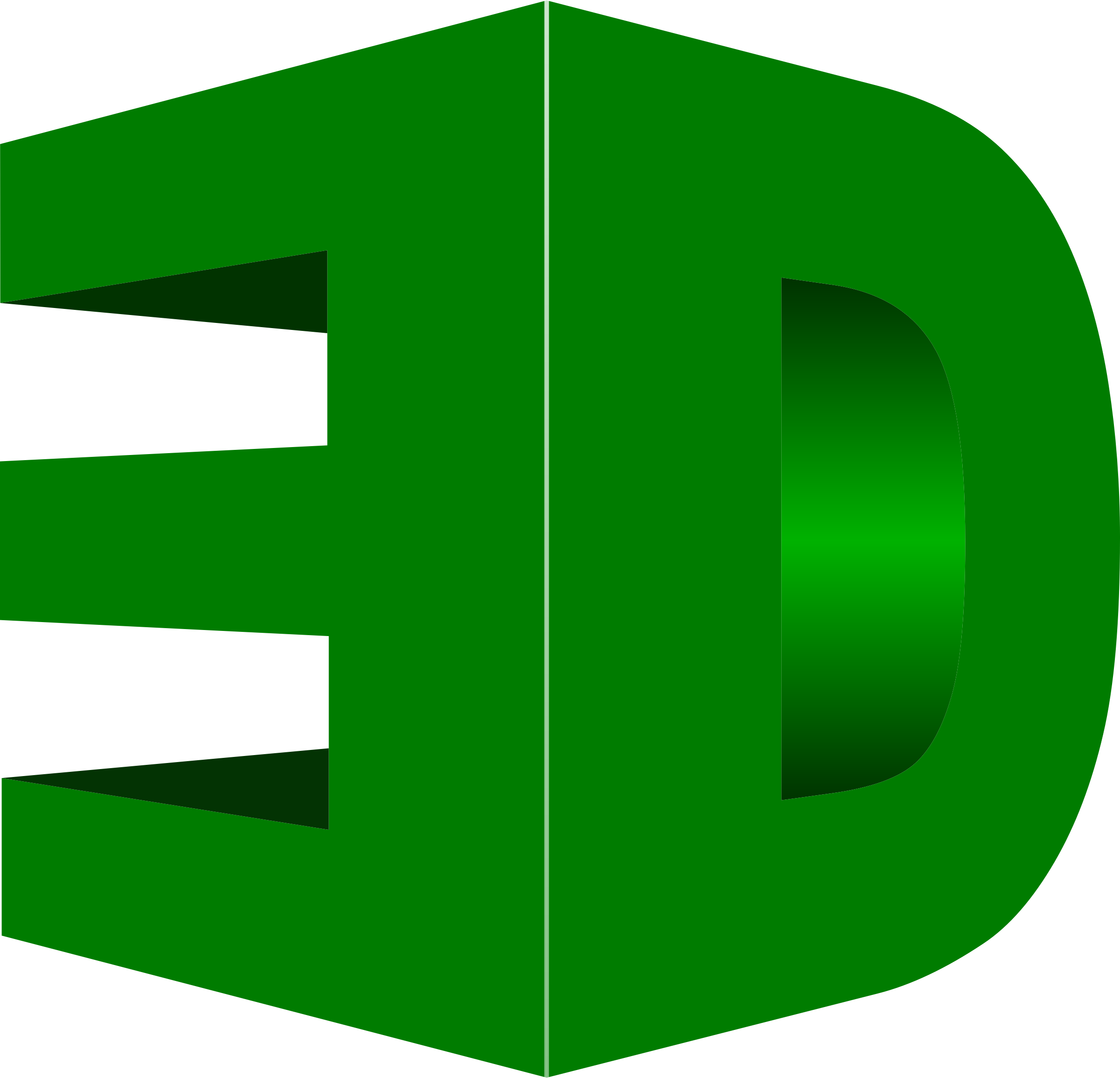 Letter block clipart vector transparent Clipart - 3D vector transparent