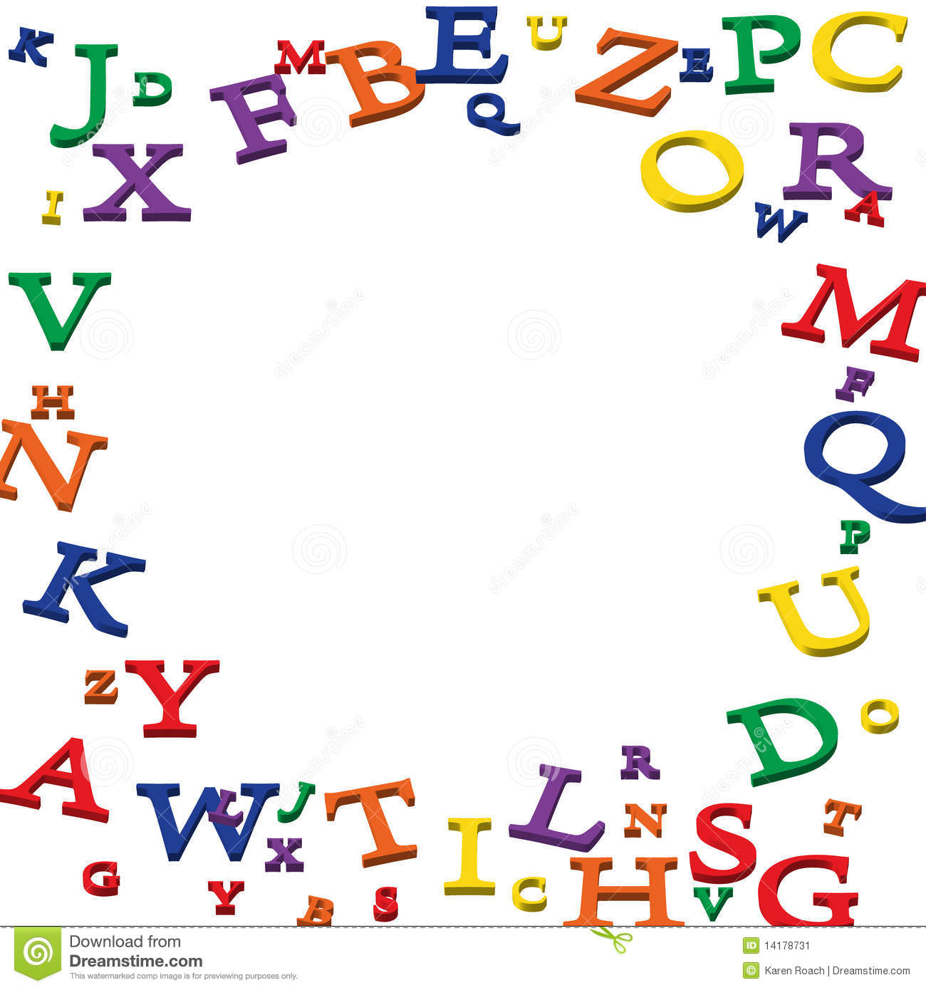 Letter clipart abc border svg library library ABC Border: Clip Art, Page Border, and Vector Graphics@Share on ... svg library library