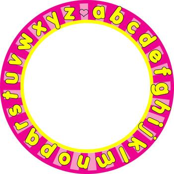 Letter clipart abc border jpg freeuse Alphabet Border Clipart - Clipart Kid jpg freeuse