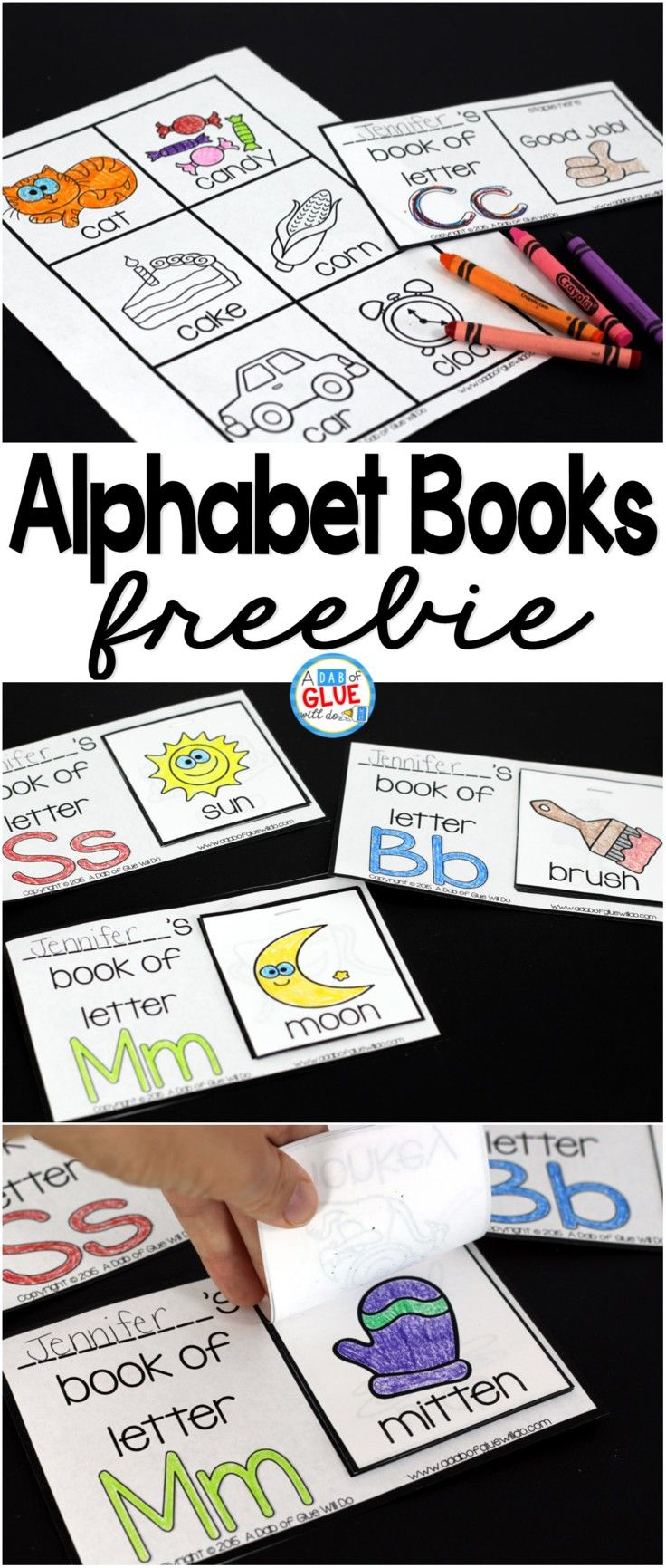 Letter clipart alphabet book bag vector black and white 17 Best ideas about Alphabet Books on Pinterest | Alphabet ... vector black and white
