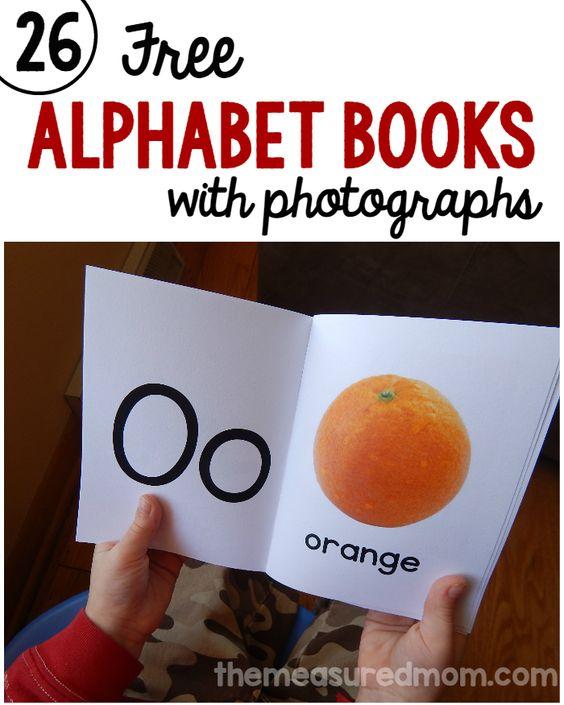 Letter clipart alphabet book bag transparent stock 26 Simple alphabet books for babies, toddlers, and preschoolers ... transparent stock