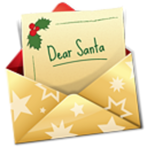 Letter from santa clipart jpg library library Letter to santa claus clipart - ClipartFest jpg library library