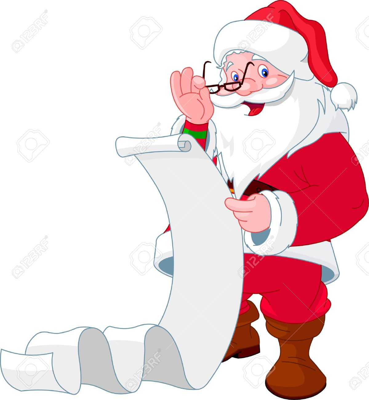 Letter from santa clipart clip art library library Letter from santa clipart - ClipartFest clip art library library