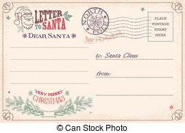 Letter from santa clipart clip art library library Letter santa Clip Art and Stock Illustrations. 5,477 Letter santa ... clip art library library