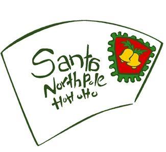 Letter from santa clipart clip art library download 3 Garnets & 2 Sapphires: Kindergartner-In-Training: Tracing a ... clip art library download