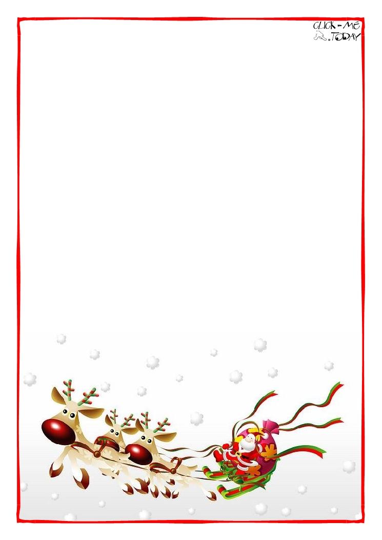 Letter from santa clipart jpg free Letter tosanta claus clipart - ClipartFest jpg free