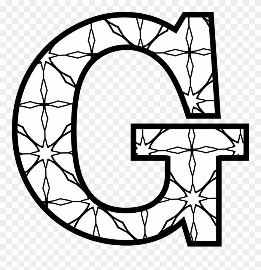 Whiegte g clipart graphic freeuse stock María José Argüeso - Printable Alphabet Letter G Clipart (#1378237 ... graphic freeuse stock