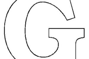Letter g clipart black and white clip black and white library Letter g clipart black and white » Clipart Portal clip black and white library