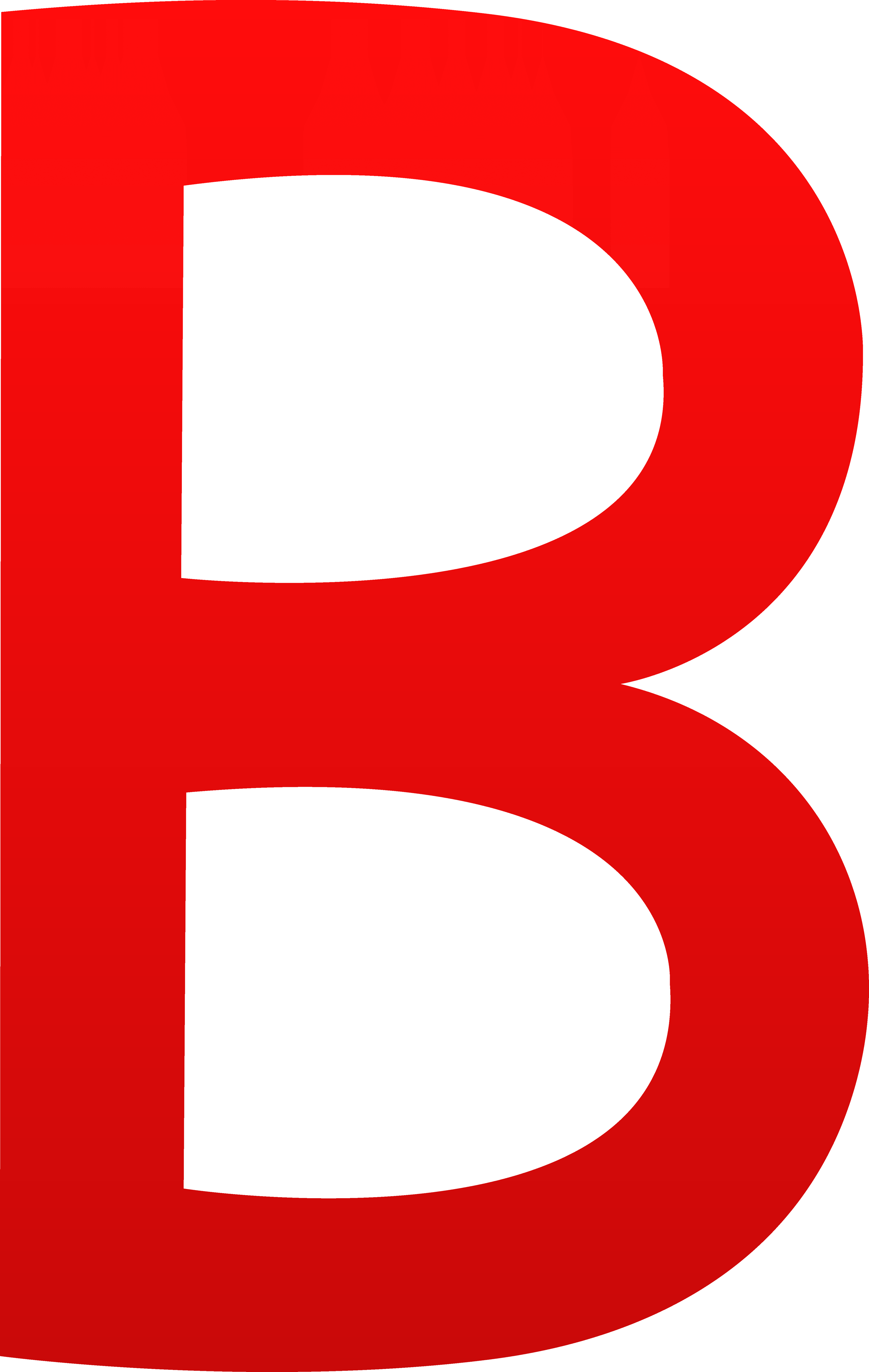 Letter outline clipart b clipart download Letter B   Sample Refference Resume clipart download
