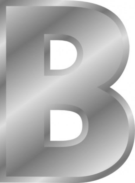 Letter outline clipart b clipart freeuse download Decorative Alphabet Letters Clipart - Clipart Kid clipart freeuse download