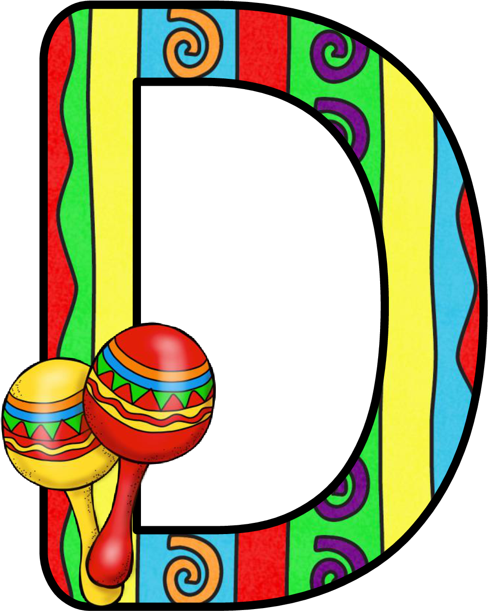 Letter p black and white fiesta clipart picture freeuse download HD Fiesta Clipart Lettering - Fiesta Letters , Free Unlimited ... picture freeuse download