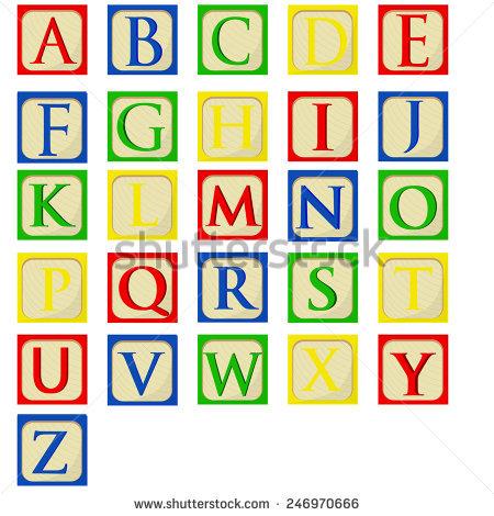 Letter p in building blocks clipart jpg free stock Alphabet Blocks Stock Images, Royalty-Free Images & Vectors ... jpg free stock