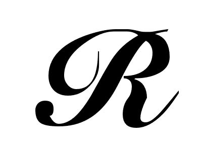 Letter r clipart calligraphy image library download Letter R. Alphabet | *alphabet | Lettering, Alphabet ... image library download