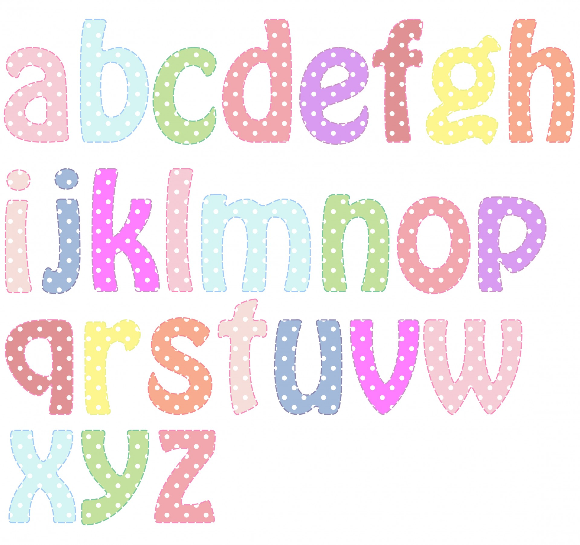 Letter s clipart colored clipart library Alphabet Letters Bright Colors Free Stock Photo - Public Domain ... clipart library