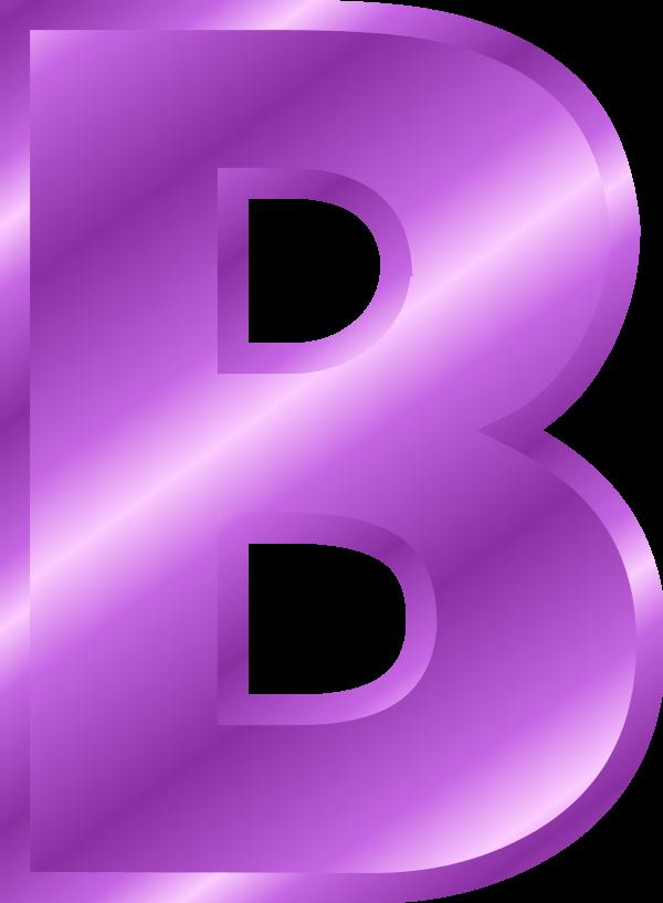 Letter b clipart vector free Letter s clipart purple - ClipartFox vector free