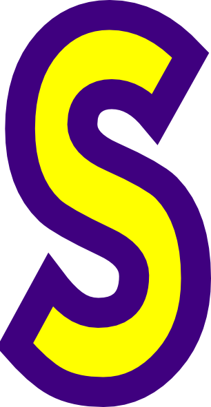 Letter s clipart purple clipart library stock Clipart with words letter s - ClipartFox clipart library stock