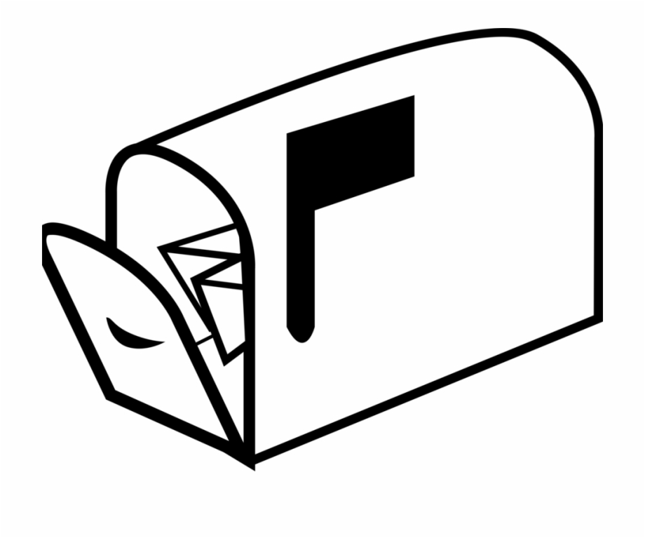 Letterbox clipart banner transparent Letter Box Clip Art Christmas Computer Icons Mail Post ... banner transparent