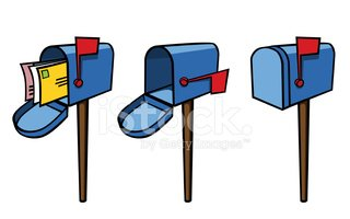 Letterbox clipart vector library library Letterbox Animation stock vectors - Clipart.me vector library library